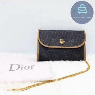 正品Dior Monogram Crossbody Bag