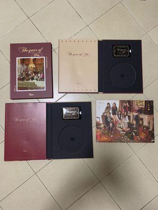 [WTS] Twice unsealed albums