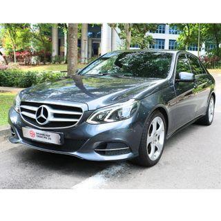 Mercedes-Benz E250 Avantgarde Auto
