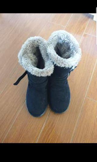 Korean Winter Boots for Kids