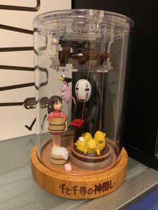 千與千尋音樂盒 (日本版)