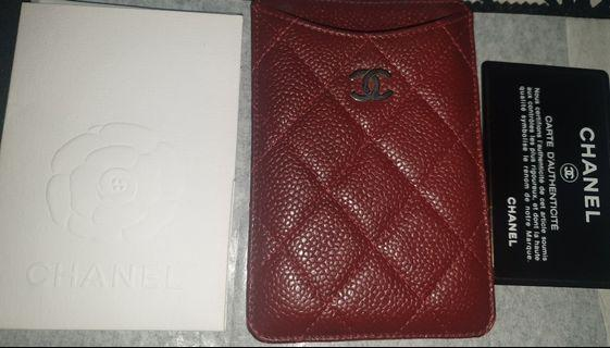Chanel Iphone 4s &Ezlink Card Holder