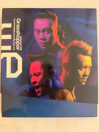 草猛我們的演唱會 VCD