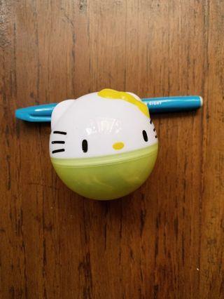 Hello Kitty扭蛋布袋