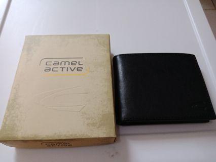 Dompet pria baru merk camel active