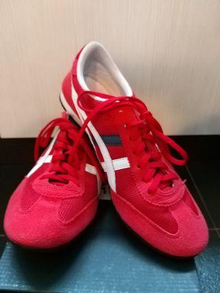 Authentic Red Onitsuka Tiger female