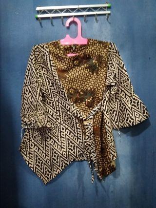 #BAPAU Batik Kimono