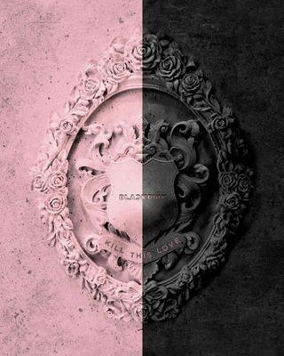 BLACKPINK KILL THIS LOVE ALBUM