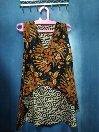 #BAPAU Batik Outer Bulak balik