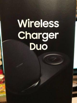 Samsung 三星 行貨 無線雙充 Wireless Charger Duo 無線閃充充電座 25w共用 可同時充2部手機