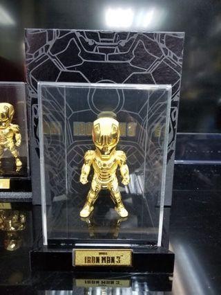 Kids Logic X Beast Kingdom 24K Iron man mark42 egg attack