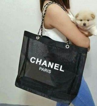 1dbf6f6f715b Chanel Mesh Tote