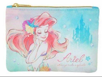 美心魚 小魚仙 Ariel 小收納包、散銀包