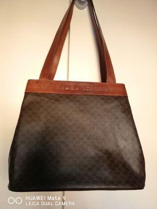 Celine macadam vintage bag