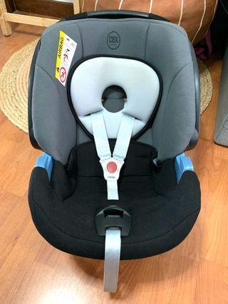 Cybex CBX Anton Basic Infant Car Seat in Cobblestone