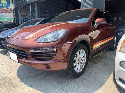 2012年式 Porsche Cayenne 3.6汽油
