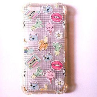PRELOVED ANTICRACK CUTE SOFTCASE IPHONE 6/6S