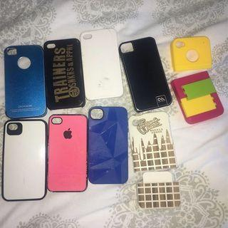 iPhone 5 & 6 cases