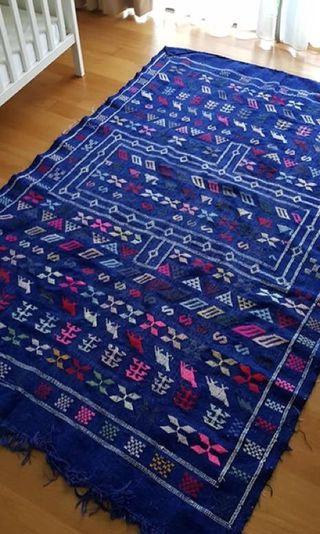 MOROCCAN RUG Handwoven Authentic