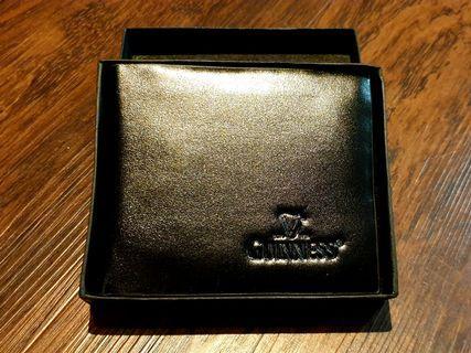 🚚 Guiness Black Wallet