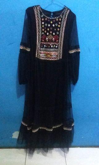 Zara dress #BAPAU