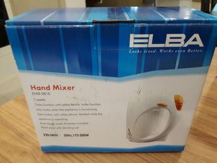 Elba Hand Mixer
