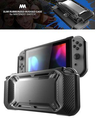Mumba Heavy Duty Rugged Case for Nintendo Switch (FlashDeal)