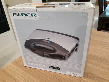 Faber sandwich maker