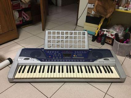 免運出清MEIKE  美科 61鍵 MK-962 入門電子琴,電池+電源兩用