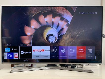"SAMSUNG 43"" FHD FLAT SMART TV J5500"