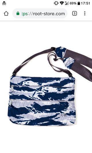 日本山系 F/ce camo SACOCHE bag