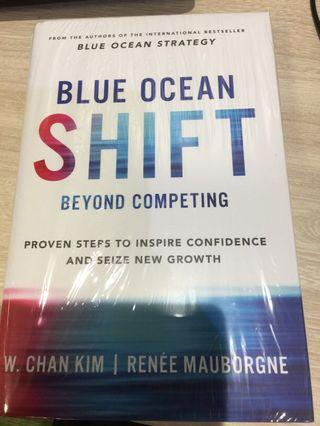🚚 Blue ocean shift beyond competing