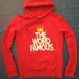 Word Famous Hoodie