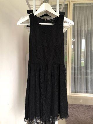 Black Dress Mango