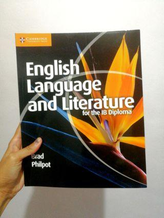 🚚 BN English Language and Literature for the IB diploma by Brad Philpot published by Cambridge University Press