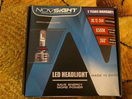 NOVSIGHT LED Headlights