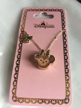 100% New 全新 Shelliemay 頸鏈 necklace 香港廸士尼樂園 Hong Kong Disneyland