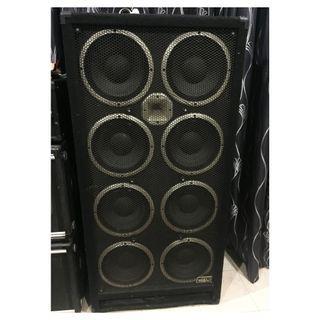 Behringer Ultrabass BB810 Bass Speaker Cabinet