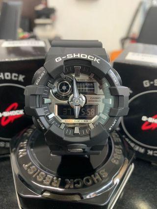 🚚 G- Shock