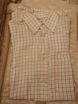 Burberry shirt 14.5