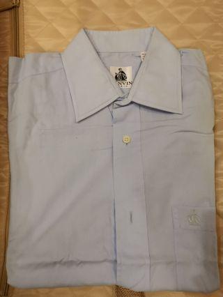 Lanvin shirt men 14.5 恤衫