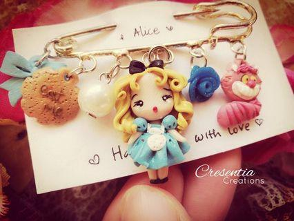 🚚 🌼 Cute Brooch Alice