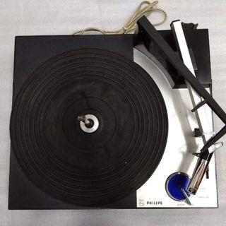 PHILIPS Vinyl Record Player (All Transistor Type)