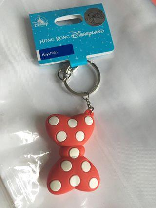 100% NEW 米妮老鼠 Minnie Mouse 剪指甲 鎖匙扣 Nail cutter keychain 香港廸士尼樂園 Hong Kong Disneyland