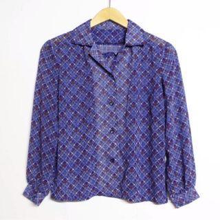 Blue Shirt #BAPAU
