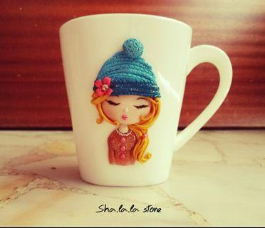 🌼 Winter girl Cup