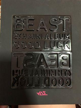 Beast Good Luck Album W PC