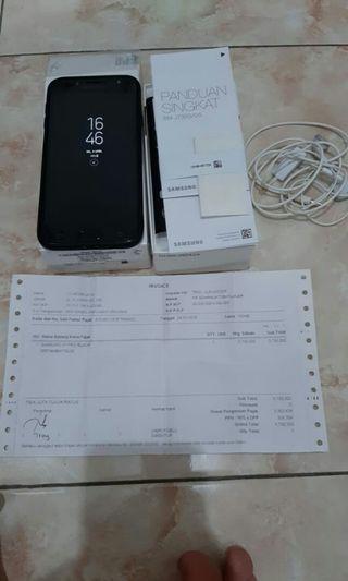 Samsung j7 pro fulset ori segel mulus pula