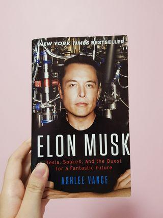 🚚 Elon Musk - Ashlee Vance