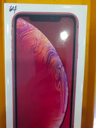 Brand new IPhone Xr 64gb n.a